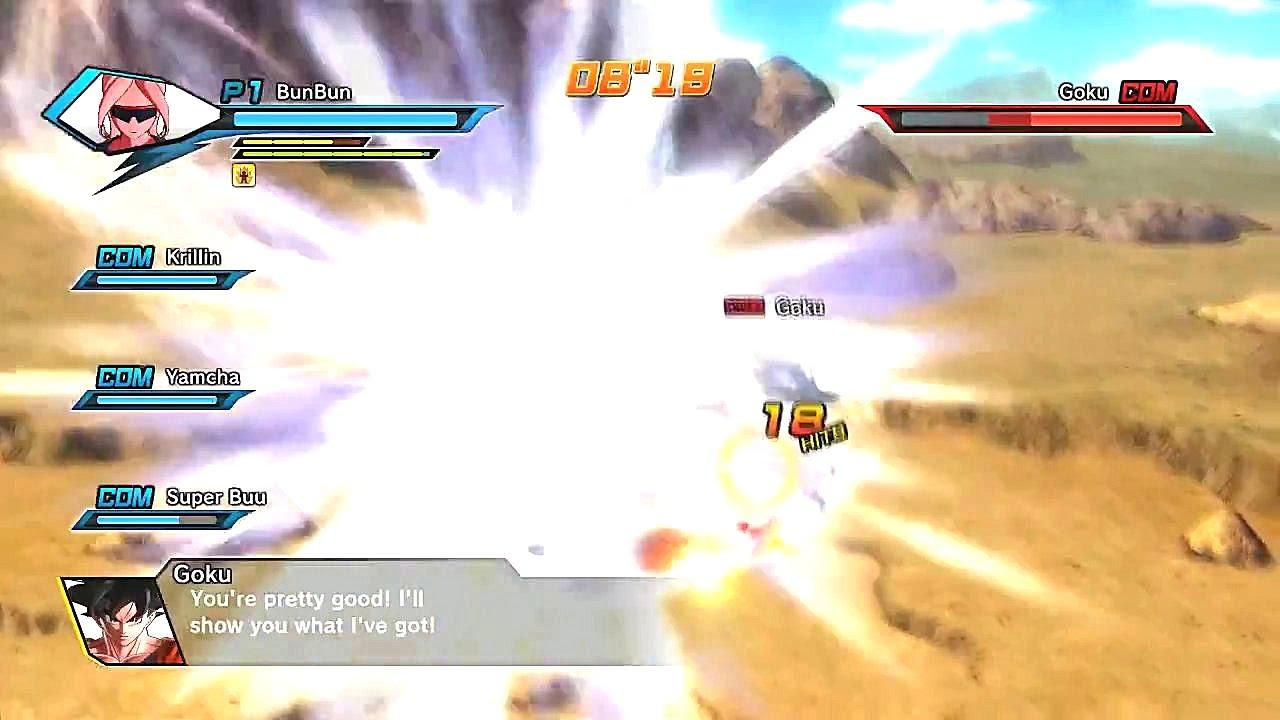 Dragon Ball: Xenoverse - (PQ) - Misión Paralela 48 - Parte
