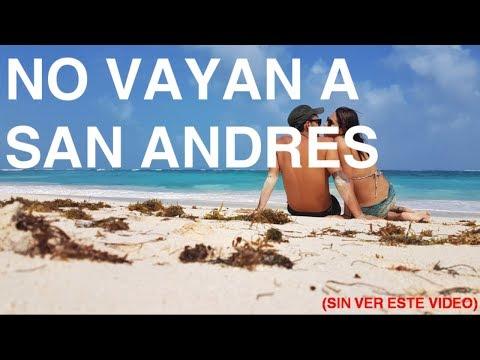 No vayan NUNCA a San Andres islas ......... antes de ver este video