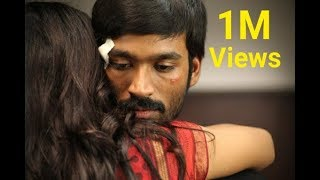heart touching 3 sad bgm || moonu tamil sad bgm