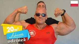 Robert Burneika (Hardkorowy Koksu), 20m2 talk-show, odc. 267 2017 Video