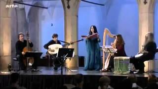Montserrat Figueras Aria sopra la ciaconna Tarquinio Merula (1594--1665)  Jordi Savall Hesperion XXI