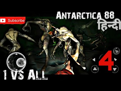 Antarctica 88 -  Hindi gameplay part 3 Dungeons 2,1 and Drilling scary survival game  