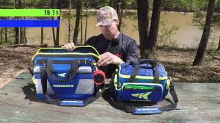 NEW Fishing Tackle Bags TB SERIES  - KastKing