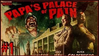 Repeat youtube video The Typing Of The Dead: Overkill - Mission 1: Papa's Palace Of Pain [HALLOWEEN SPECIAL]