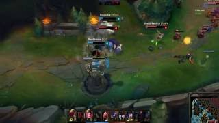 Hi I Am Katarina Support Main (random clip)