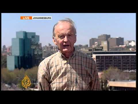 S Africa plagued by mining crisis