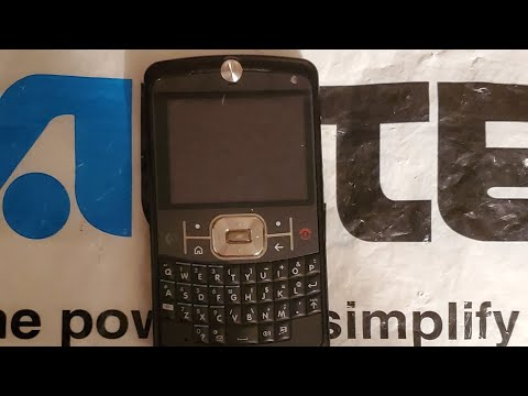 Verizon Wireless Motorola Q9C