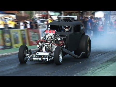 Blown Fuel Altereds - Ozark Raceway Park