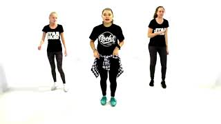 Видео урок Хип Хоп №3