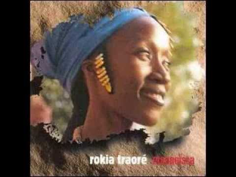 Rokia Traore Mouneissa - 'Laidu' Mali West Africa