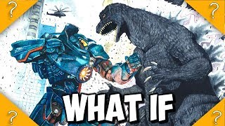 What if Godzilla was in Pacific Rim