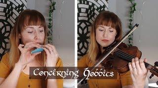 Concerning Hobbits   ocarina + violin (and that's a weird combo)