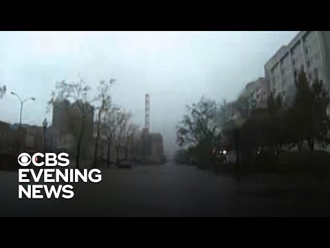 Tracking Tropical Storm Florence