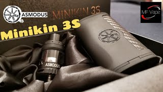 Asmodus Minikin 3S Kit | Review and full rundown