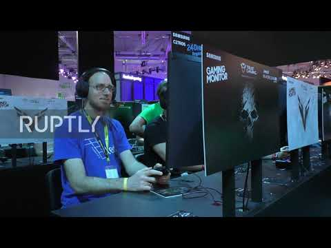 Germany: Gamescom showcases latest video games ahead of public opening