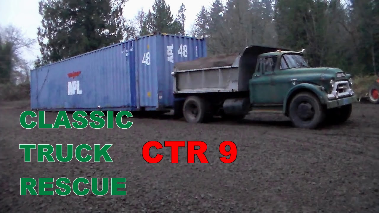 Classic Truck Rescue CTR 9 - YouTube