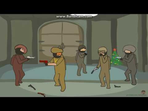 CS: GO cartoon. Special 1 Revolver. Created oKeyush