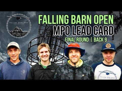2016 Falling Barn Open | Back 9 (Wood, Erickson, Shuler, Sather)