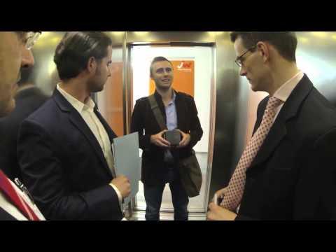 Elevator Pitch 2013 Junge Wirtschaft Steiermark