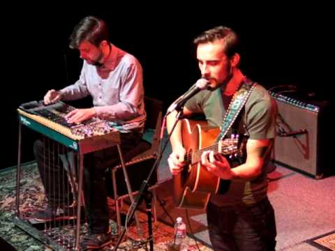 Robert Ellis at The Kessler Theater in Dallas