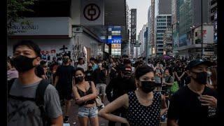 香港风云(2019年10月21日)元朗三个月当局拒称暴动,水喷清真寺港府马上道歉