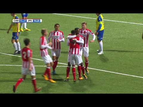 Samenvatting SC Cambuur - Jong PSV (27-10-2017)