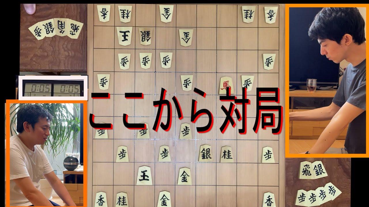 【検証】終盤戦まで互角ならプロにも勝てる説