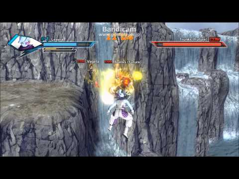 Dragonball Xenoverse Gameplay: Super Super Ultimate Series of Battles