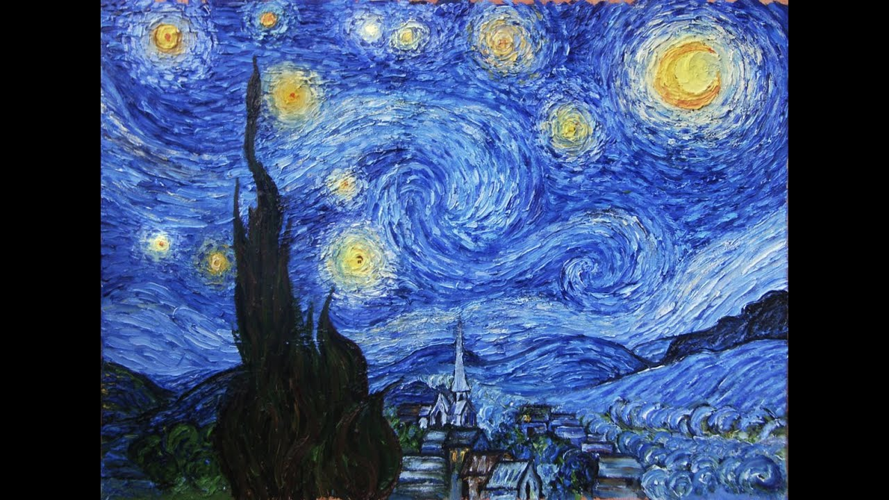 bekendste schilderij van gogh