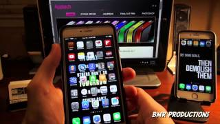 iPhone 6 & 6 Plus true multitasking - Split screen- Watch video's while surfing the net & much more!
