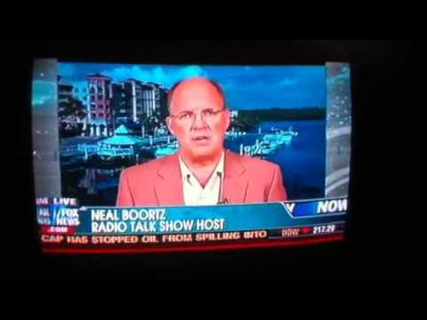 Neal Boortz on America Live