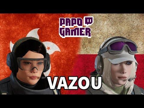 PAPO GAMER #21 - VAZOU OS OPERADORES DA DLC DE HONG KONG?