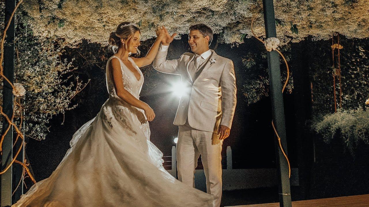 Belíssimo Casamento na Fazenda Ancora