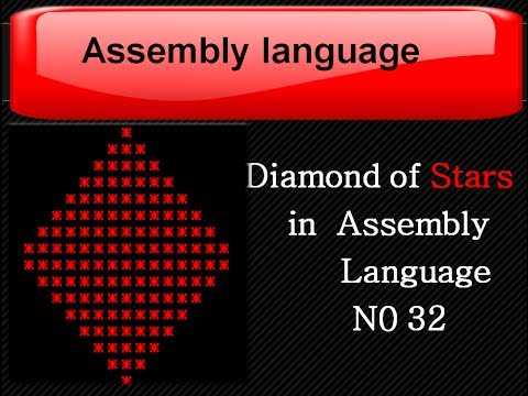 Diamond of star in Assembly  NO 32