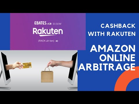 ONLINE ARBITRAGE- EBATES USE IT and Tactical arbirtage- Its just the beginning