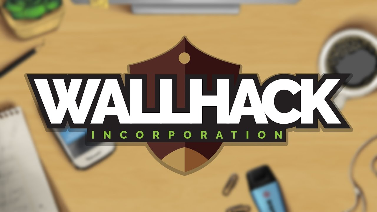 SexyCube Studio is creating WallHack Inc  | Patreon