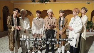INDO SUB BTS - Airplane Pt.2 Japanese ver. MV Making  Behind the Scene