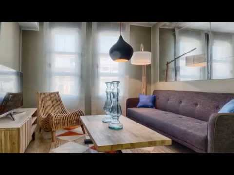 Proyecto de interiorismo edificio de viviendas fuencarral for Cursos de interiorismo madrid