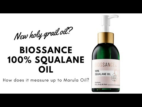 Biossance 100% Squalane Oil: New Holy Grail Oil????