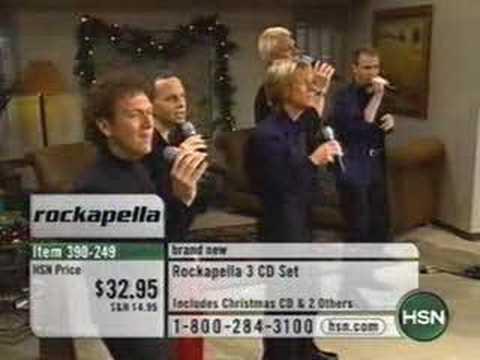 This Isn't Love - Rockapella on HSN
