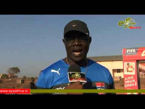 COACH SANG: EVERYTHING IS POSSIBLE ON OUR DAY AS WE FACE MAURITANIA