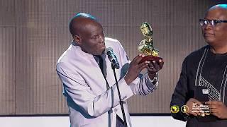 Oliver Mtukudzi (Zimbabwe) wins AFRIMA 2017 Legendary Award