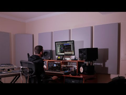Studio Acoustic Treatment on a Budget