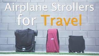 The Best Travel Strollers  - Besrey Vs. Maxi-Cosi Vs. Pockit