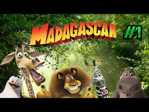 Let's Play: Madagascar for the PS2: Part 1: Gameplay and Commentary
