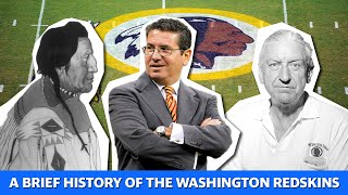 Washington Redskins: A brief history