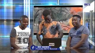Ni ryambere muri Top10 hatsinda indirimbo y'akaranga, Burundi mavukiro yanje ya Bryere....BE NEWS