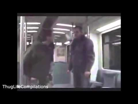 How To Stop A Fight Like A Boss |THUG LIFE|