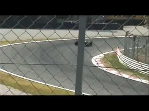 F1 Tribute Pure Sound - GP Monza 2004 Test+Race