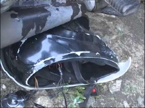 В Кузнецке погиб 14-летний мотоциклист, его подруга госпитализирована